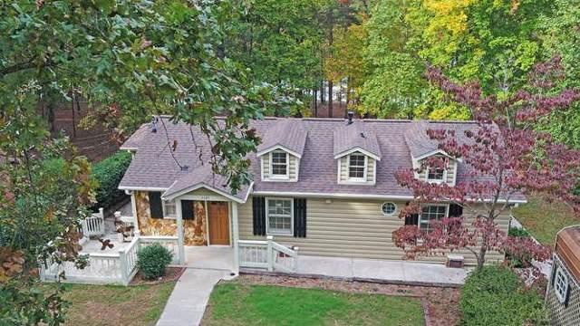 1137 Tranquility Lane, Hartwell, GA 30643 (MLS #20223724) :: Les Walden Real Estate