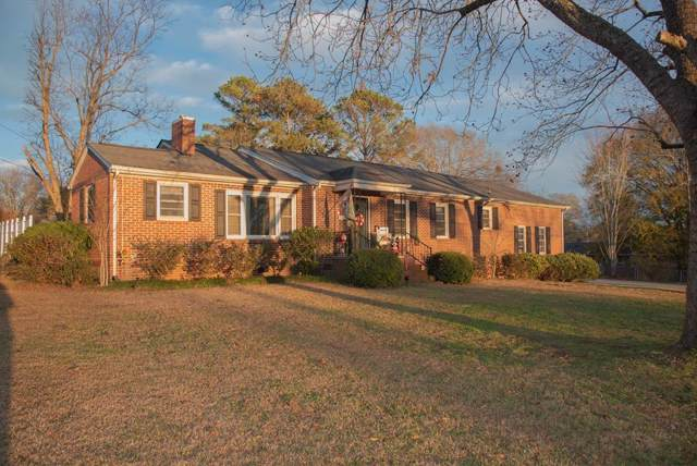 401 Marshall Avenue, Abbeville, SC 29620 (MLS #20223736) :: The Powell Group