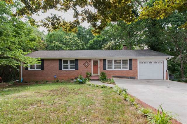 118 Sunderland Drive, Greenville, SC 29611 (MLS #20223741) :: Tri-County Properties at KW Lake Region