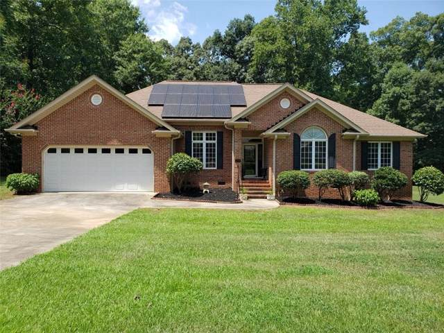114 Towne Creek Trl Trail, Anderson, SC 29621 (MLS #20223763) :: Les Walden Real Estate
