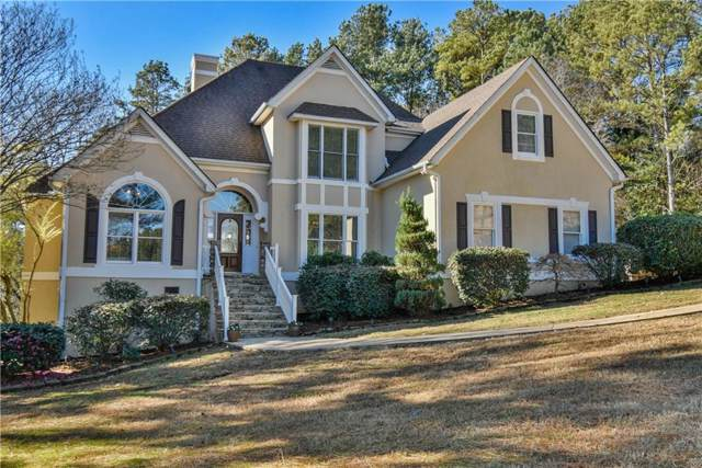 110 Aberdeen Drive, Anderson, SC 29621 (MLS #20223765) :: Les Walden Real Estate