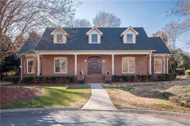 418 Inverness Way, Easley, SC 29642 (MLS #20223766) :: The Powell Group