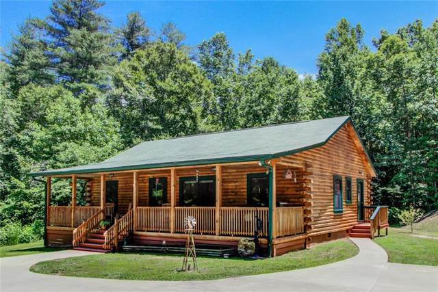 366 Holly Springs School Road, Pickens, SC 29671 (MLS #20223781) :: The Powell Group