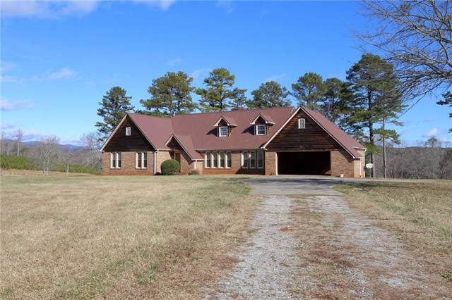 199 Laurel Forest Drive, Tamassee, SC 29686 (MLS #20223815) :: The Powell Group