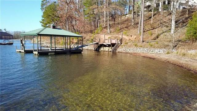 115 Cedar Bluff Court, Six Mile, SC 29682 (MLS #20223952) :: The Powell Group