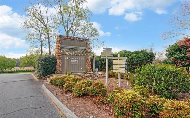 221 Lakefront Drive, Anderson, SC 29626 (#20223956) :: Connie Rice and Partners