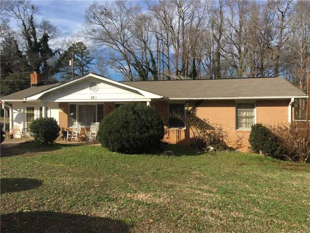 23 E Glendale Street, Honea Path, SC 29654 (MLS #20223990) :: The Powell Group