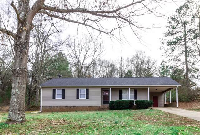 638 Lafrance Road, Anderson, SC 29625 (MLS #20224008) :: The Powell Group