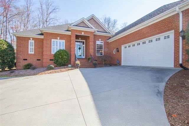 216 Middle Brooke Drive, Anderson, SC 29621 (MLS #20224036) :: Tri-County Properties at KW Lake Region