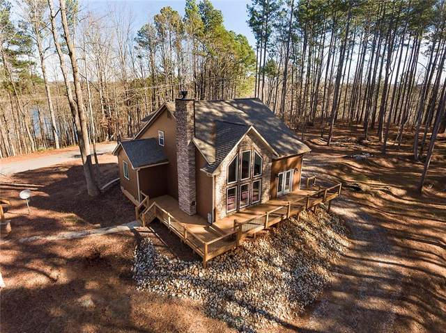 1203 Clear Sail Way, West Union, SC 29696 (MLS #20224057) :: Tri-County Properties at KW Lake Region