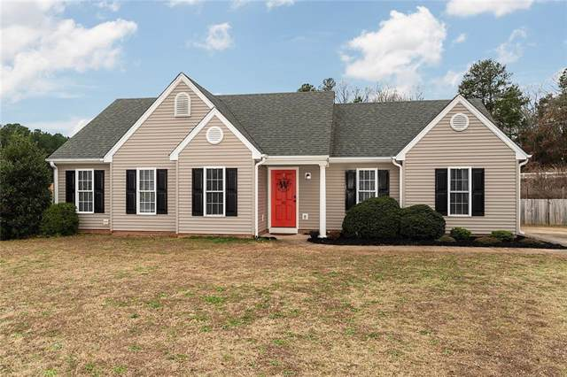 102 Carrageen Drive, Williamston, SC 29697 (MLS #20224091) :: The Powell Group