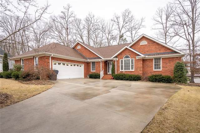 206 Tuliptree Court, Easley, SC 29642 (#20224125) :: Connie Rice and Partners