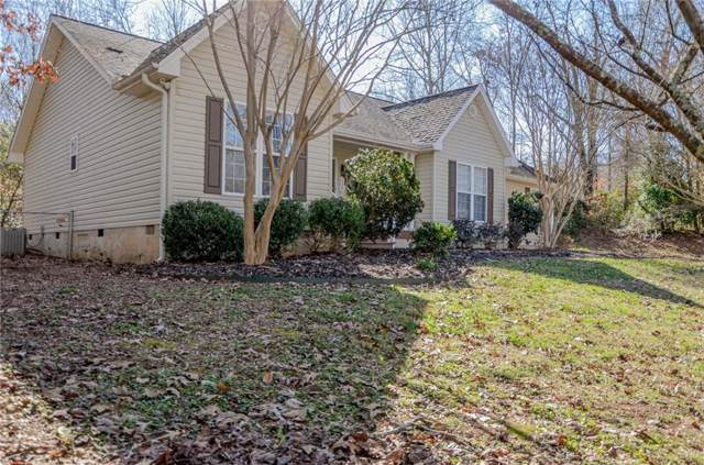 208 Redbud Street, Seneca, SC 29672 (MLS #20224134) :: The Powell Group