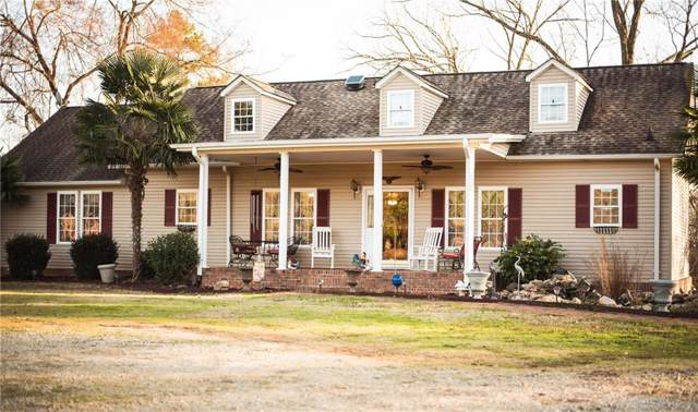 1205 Greg Shoals Road, Iva, SC 29655 (MLS #20224143) :: Tri-County Properties at KW Lake Region
