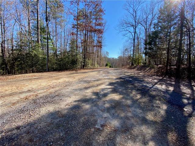 00 Dogwood Drive, Tamassee, SC 29686 (MLS #20224149) :: The Powell Group