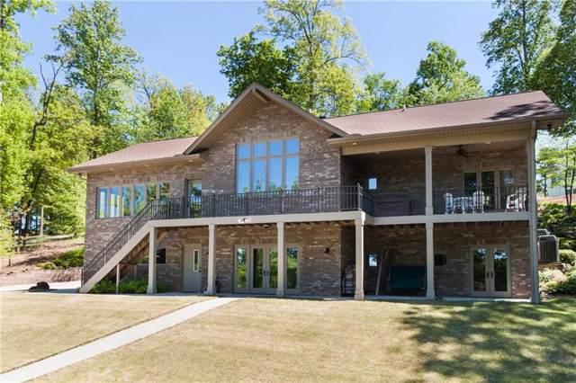 209 N Beacon Shores Drive, Seneca, SC 29672 (MLS #20224184) :: Tri-County Properties at KW Lake Region