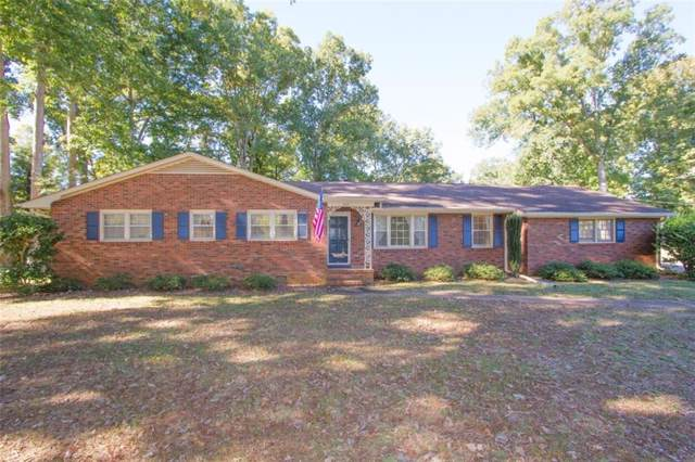 400 Long Forest Circle, Anderson, SC 29625 (MLS #20224186) :: Tri-County Properties at KW Lake Region
