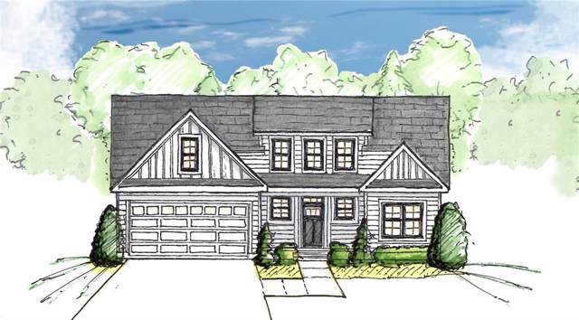135 Waccamaw Trail, Central, SC 29630 (MLS #20224235) :: The Powell Group