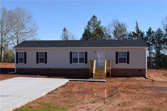 106 Twin Oaks Court, Iva, SC 29655 (MLS #20224244) :: The Powell Group