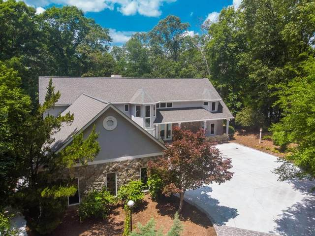 318 Cleveland Ferry Road, Fair Play, SC 29643 (MLS #20224246) :: Prime Realty
