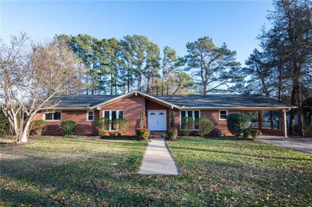 104 Carolina Drive, Clemson, SC 29631 (MLS #20224249) :: The Powell Group