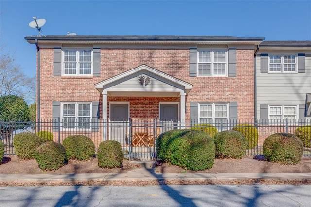 209 Calhoun Street, Clemson, SC 29631 (MLS #20224286) :: Tri-County Properties at KW Lake Region