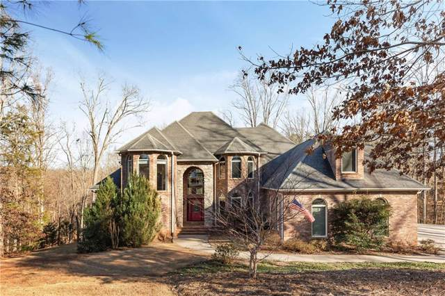 911 Snug Harbor, Anderson, SC 29625 (MLS #20224320) :: The Powell Group