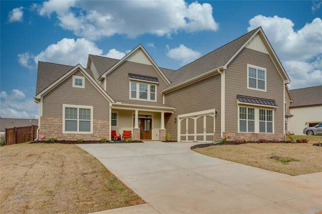 407 Litchfield Trail, Simpsonville, SC 29681 (MLS #20224325) :: The Powell Group