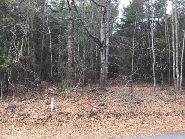 Lot 33 Mill Creek, Central, SC 29630 (MLS #20224327) :: The Powell Group