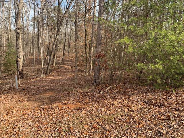 0 Stone River Drive, Fair Play, SC 29643 (MLS #20224339) :: Tri-County Properties at KW Lake Region