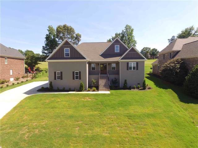 130 Turnberry Road, Anderson, SC 29621 (MLS #20224354) :: Tri-County Properties at KW Lake Region