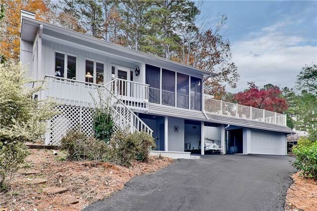 545 Long Reach Drive, Salem, SC 29676 (MLS #20224366) :: Les Walden Real Estate