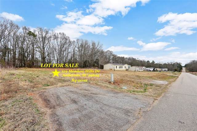 119 Meadow Hills Drive, Anderson, SC 29624 (MLS #20224376) :: The Powell Group