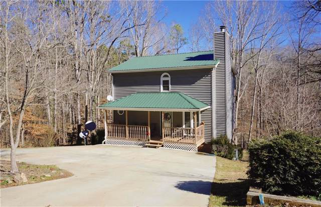 227 Arrington Drive, Fair Play, SC 29643 (MLS #20224408) :: Les Walden Real Estate