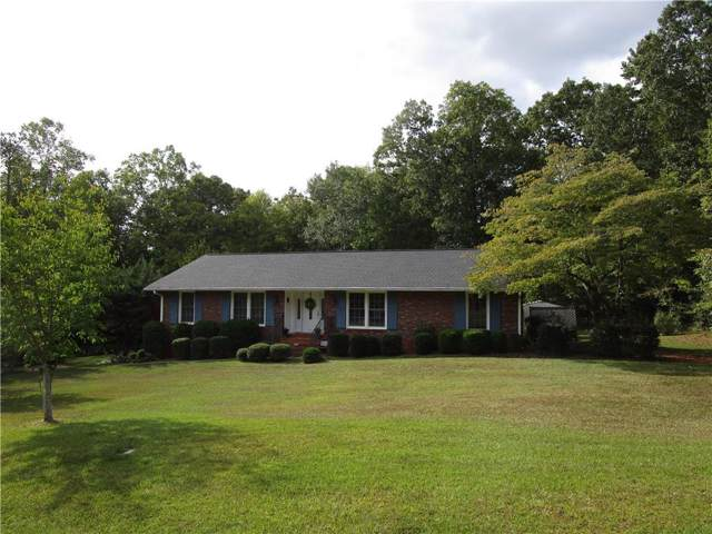 211 Wilewood Road, Abbeville, SC 29620 (MLS #20224409) :: The Powell Group