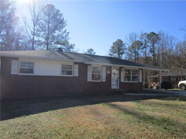 201 Briarcliff Street, Abbeville, SC 29620 (MLS #20224411) :: The Powell Group