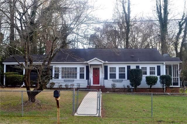 215 W North 3rd Street, Seneca, SC 29678 (MLS #20224417) :: Les Walden Real Estate