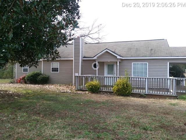120 Snow Creek Road, Seneca, SC 29678 (MLS #20224426) :: Les Walden Real Estate