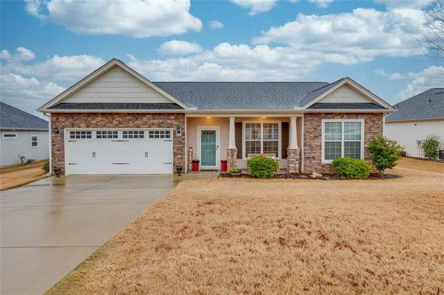 1026 Blythwood Drive, Piedmont, SC 29673 (MLS #20224435) :: The Powell Group