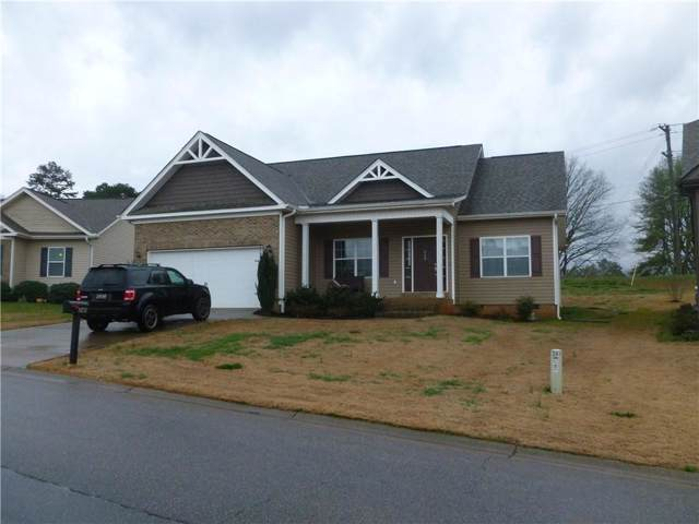240 Terrace View Way, Seneca, SC 29678 (#20224440) :: Connie Rice and Partners
