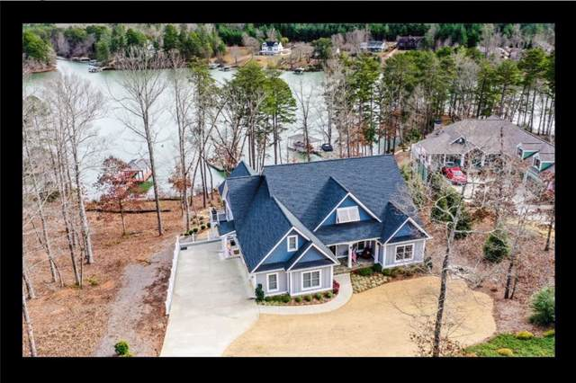 680 Whisper Lane, Salem, SC 29676 (MLS #20224468) :: Tri-County Properties at KW Lake Region