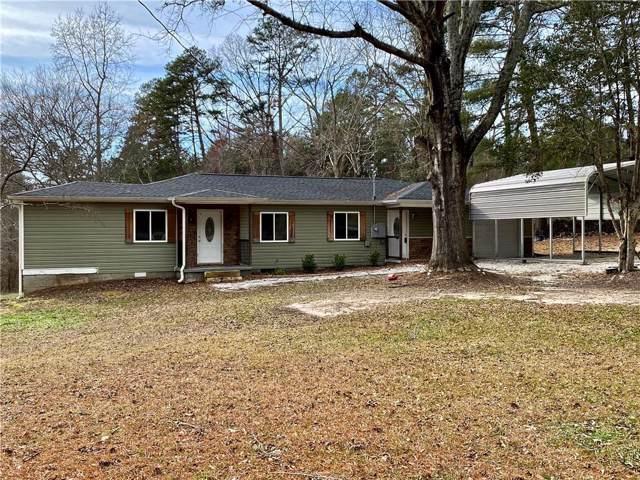 109 White Pines Drive, West Union, SC 29696 (MLS #20224471) :: Les Walden Real Estate