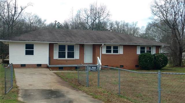 3500 Woodcone Trail, Anderson, SC 29624 (MLS #20224479) :: The Powell Group