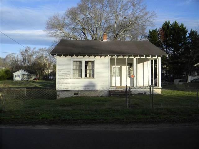23 Gammell Street, Seneca, SC 29678 (MLS #20224499) :: Les Walden Real Estate