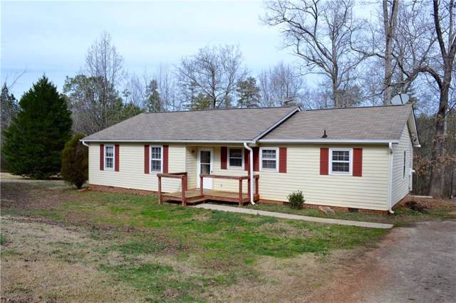 251 Seneca Springs Landing Road, Seneca, SC 29678 (MLS #20224514) :: The Powell Group