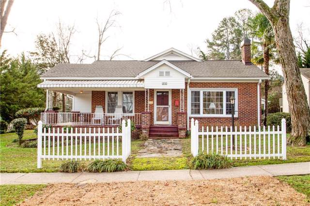 216 E South 5th Street, Seneca, SC 29672 (MLS #20224520) :: The Powell Group