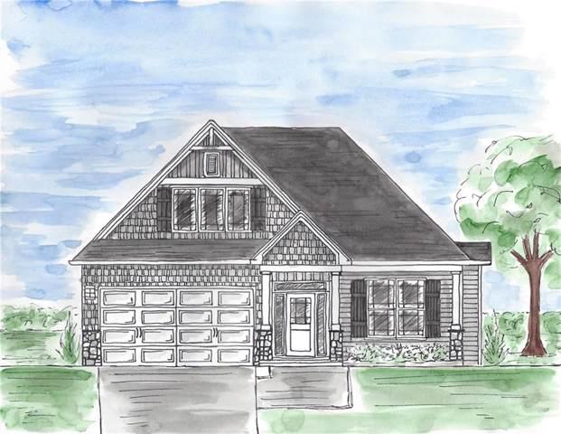 140 Stanbury Drive, Clemson, SC 29631 (MLS #20224525) :: Les Walden Real Estate