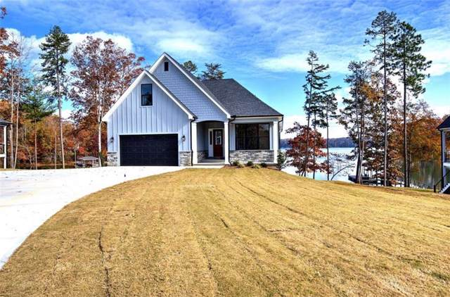 413 Lakestone Court, Seneca, SC 29672 (MLS #20224529) :: Les Walden Real Estate