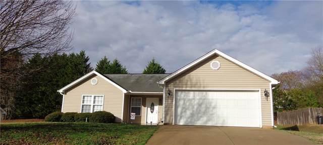 233 Lenhardt Road, Easley, SC 29640 (MLS #20224538) :: Les Walden Real Estate