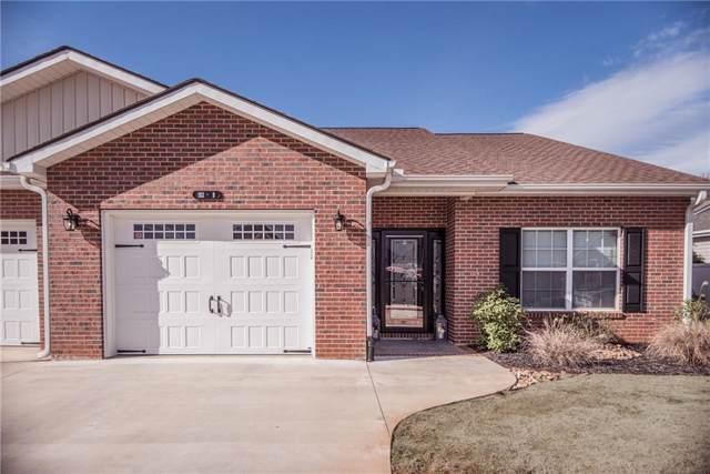 103 B Tupelo Lane, Easley, SC 29642 (MLS #20224545) :: Tri-County Properties at KW Lake Region